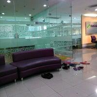 Photo taken at Bank Muamalat - Kantor Pusat by Bagus R. on 8/13/2013