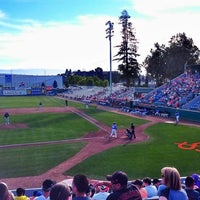 Photo taken at San Jose Municipal Stadium by Jeanne H. on 6/2/2013