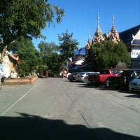 Photo taken at Wat Chai Mongkol by George on 12/9/2012