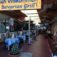 Photo taken at Bavarian Grill by Jeff G. on 12/12/2012