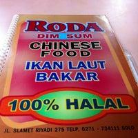 Photo taken at Roda Dim Sum by Baraja I. on 8/14/2013