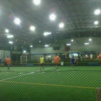 Photo taken at Resinda futsal sport club by Nde S. on 5/14/2013