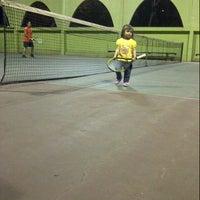 Photo taken at Lapangan Tenis Pati Unus by Dian N. on 4/5/2013