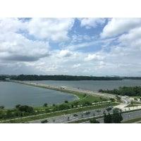 Photo taken at Lower Seletar Reservoir by Jess T. on 3/7/2016