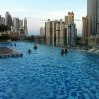 Photo taken at Hard Rock Hotel Panama Megapolis by Sergio B. on 12/27/2012