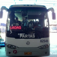 Photo taken at Partas (Pasay Tramo Terminal) by Nicky M. on 6/30/2014