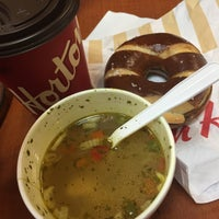 Photo taken at Tim Hortons by Michelle Santos M. on 1/14/2015