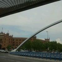Photo taken at Puente de Ventas by *DANNY* on 5/14/2013