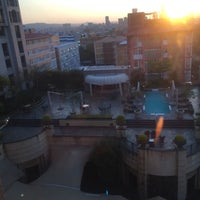 Photo taken at Sheraton Pretoria Hotel by Berkant K. on 9/21/2016