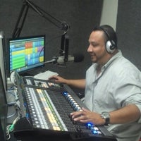 Photo taken at Radiogrupo by Omar R. on 9/1/2014