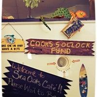 Photo taken at Sea Oats Cafe by Jennifer L. on 9/2/2013