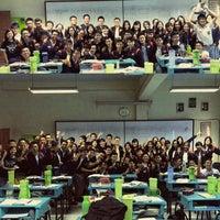 Photo taken at SMA Sutomo 1 Medan by Novia E. on 11/11/2014
