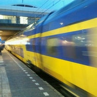 Photo taken at Station Utrecht Centraal by Bart B. on 11/6/2012