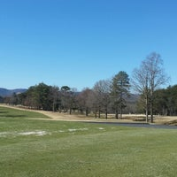 Photo taken at Brushy Mountain Golf Club by Roy M. on 3/7/2015