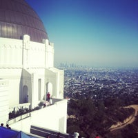 Photo taken at Griffith Observatory by Steven C. on 7/28/2013