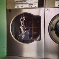 Photo taken at Magazine St. Laundromat by Scott C. on 4/13/2014