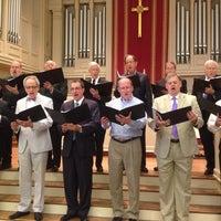Photo taken at Second Presbyterian Church by Marjorie B. on 7/19/2015
