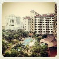 Photo taken at Glory Beach Resort by JJ Y. on 9/9/2013