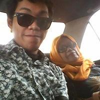 Photo taken at Anjung Felda by Zahir Y. on 1/18/2014