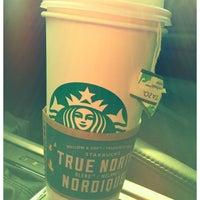 Photo taken at Starbucks by Tina G. on 8/14/2013