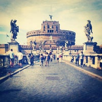 Photo taken at Castle of the Holy Angel by Piotr W. on 8/16/2013