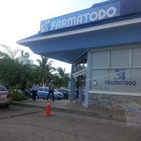 Photo taken at Farmatodo by Abiant S. on 9/6/2014