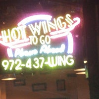 Photo taken at Wingstop by Valton M. on 12/14/2012