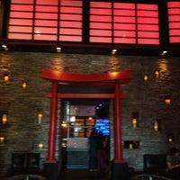 Photo taken at Kobe Japanese Steakhouse & Sushi Bar by Jen L. on 3/6/2013