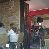 Photo taken at LeBon Café by Santiago A. on 9/26/2013
