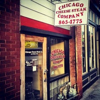 Photo taken at Chicago Cheesesteak Company by Sergeant H. on 2/3/2014