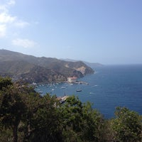 Photo taken at Santa Catalina Island by Tracey M. on 5/10/2014
