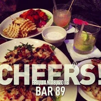 Photo taken at Bar 89 by Treyci on 1/19/2013