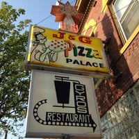 Photo taken at J & G Pizza Palace by Chris H. on 7/21/2014