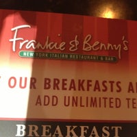 Photo taken at Frankie & Bennys by Louise M. on 12/9/2012
