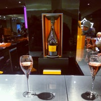 Photo taken at Veuve Clicquot by Martin G. on 1/25/2014