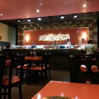 Photo taken at Konsushi by Armín C. on 10/29/2013