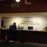 Photo taken at MN Department of Labor & Industry by Lamar S. on 11/27/2012