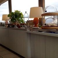 Photo taken at Taodomus Hotel Taormina by Kirsty J. on 10/31/2015