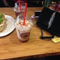 Photo taken at Highlands Coffee by chubby1991 (. on 4/23/2016