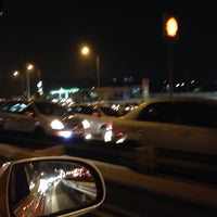 Photo taken at East-West Link Expressway by WeiZz O. on 10/3/2014