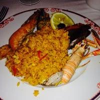 Photo taken at Restaurante El Faro by Tatiana A. on 6/1/2014