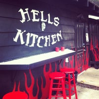 Photo taken at Hell's Kitchen by Francisco R. on 12/12/2012