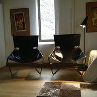 Photo taken at Galerie Dis Hotel Maastricht by Annelien on 9/9/2013