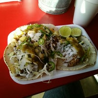 Photo taken at Taqueria El Chino by Carlos R. on 11/11/2015