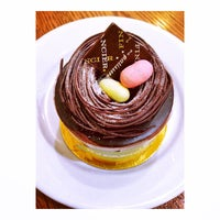 Photo taken at Financier Patisserie by @HungryEditor B. on 4/3/2015
