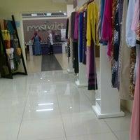 Photo taken at Moshaict - Moslem Fashion District Indonesia by Wulandari Permatasari on 7/22/2013