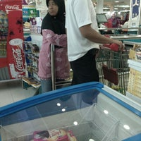 Photo taken at Carrefour by Wiji A. on 9/14/2014