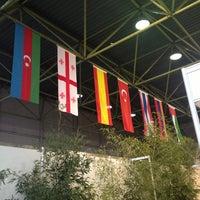 Photo taken at Expo Georgia | ექსპო ჯორჯია by Gülce T. on 4/11/2013