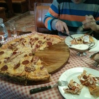 Photo taken at Pizzeria Gloria by Walter F. on 3/6/2014