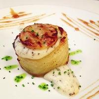 Photo taken at Rellirós Restaurant by Emma on 3/4/2014